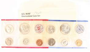 1960 UNITED STATES SILVER UNCIRCULATED MINT SET