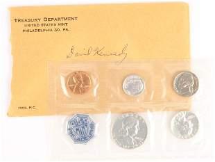 1963 UNITED STATES SILVER US MINT PROOF SET