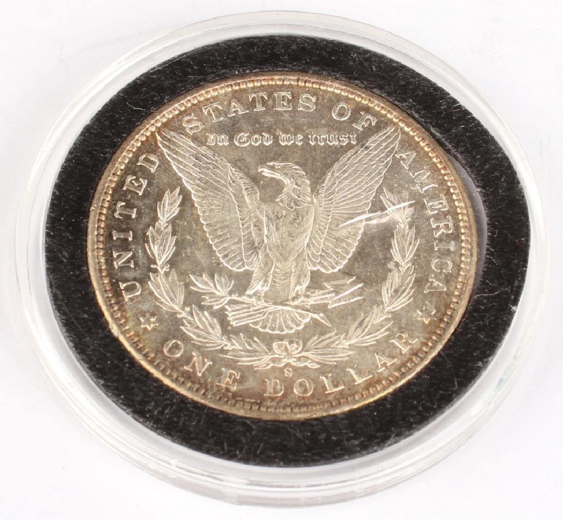 1880 S SILVER MORGAN DOLLAR HIGH GRADE