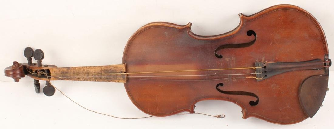 JACKSON GULDAN MODEL STADIVARIUS VIOLIN 20TH C.