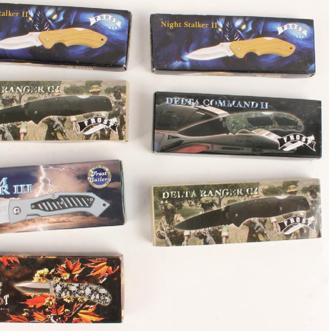 POCKET KNIFE DEALER LOT OF 10 NEW IN BOX - 3