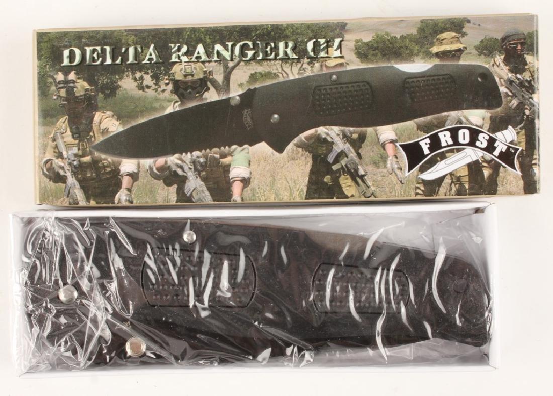POCKET KNIFE DEALER LOT OF 10 NEW IN BOX - 4