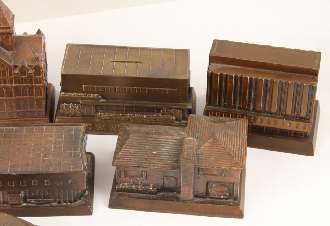 LOT OF 10 CAST MODEL BANKS - 3