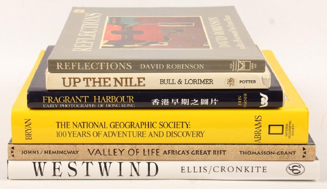 WORLD PHOTOGRAPHY BOOKS