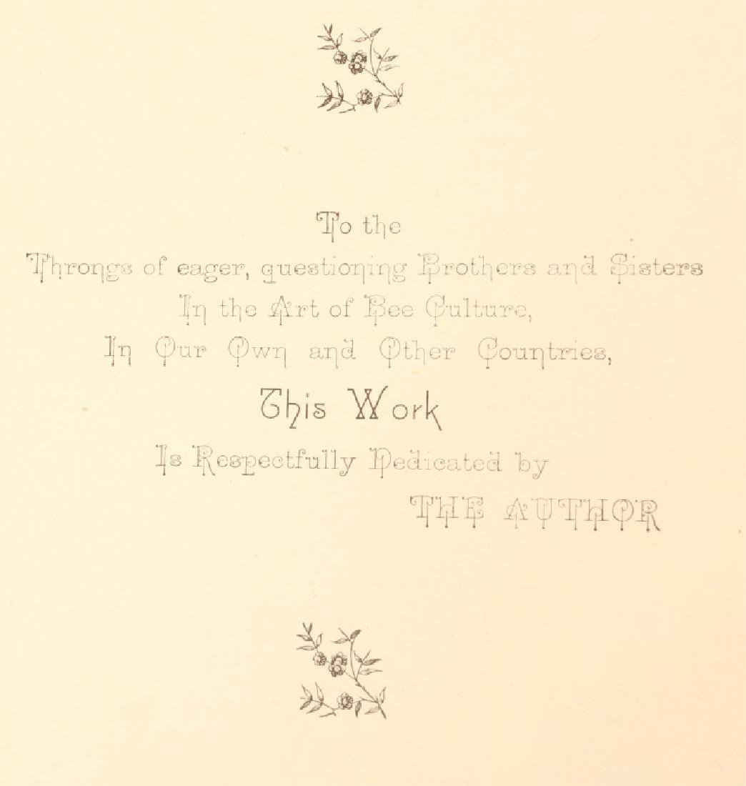 ABC OF BEE CULTURE BY A.I. ROOT 1895 BOOK - 2