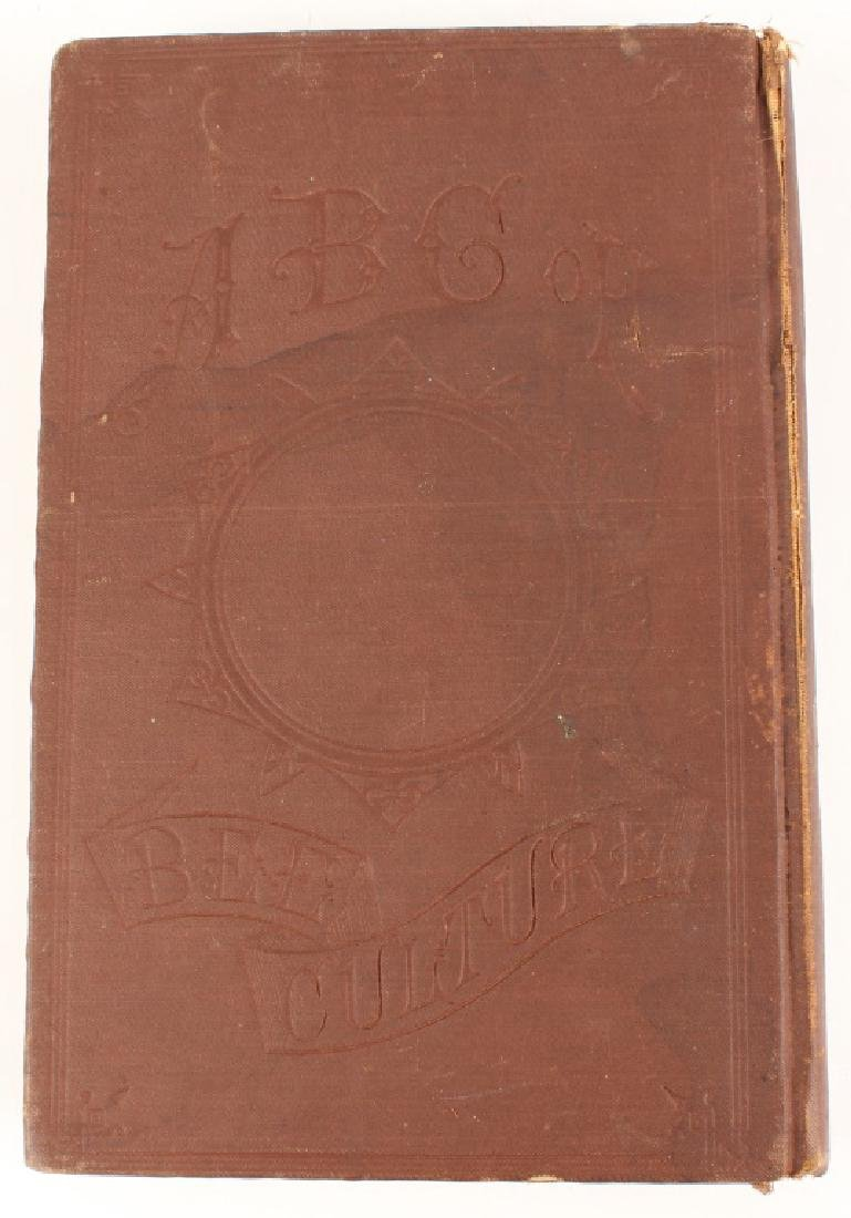 ABC OF BEE CULTURE BY A.I. ROOT 1895 BOOK - 4
