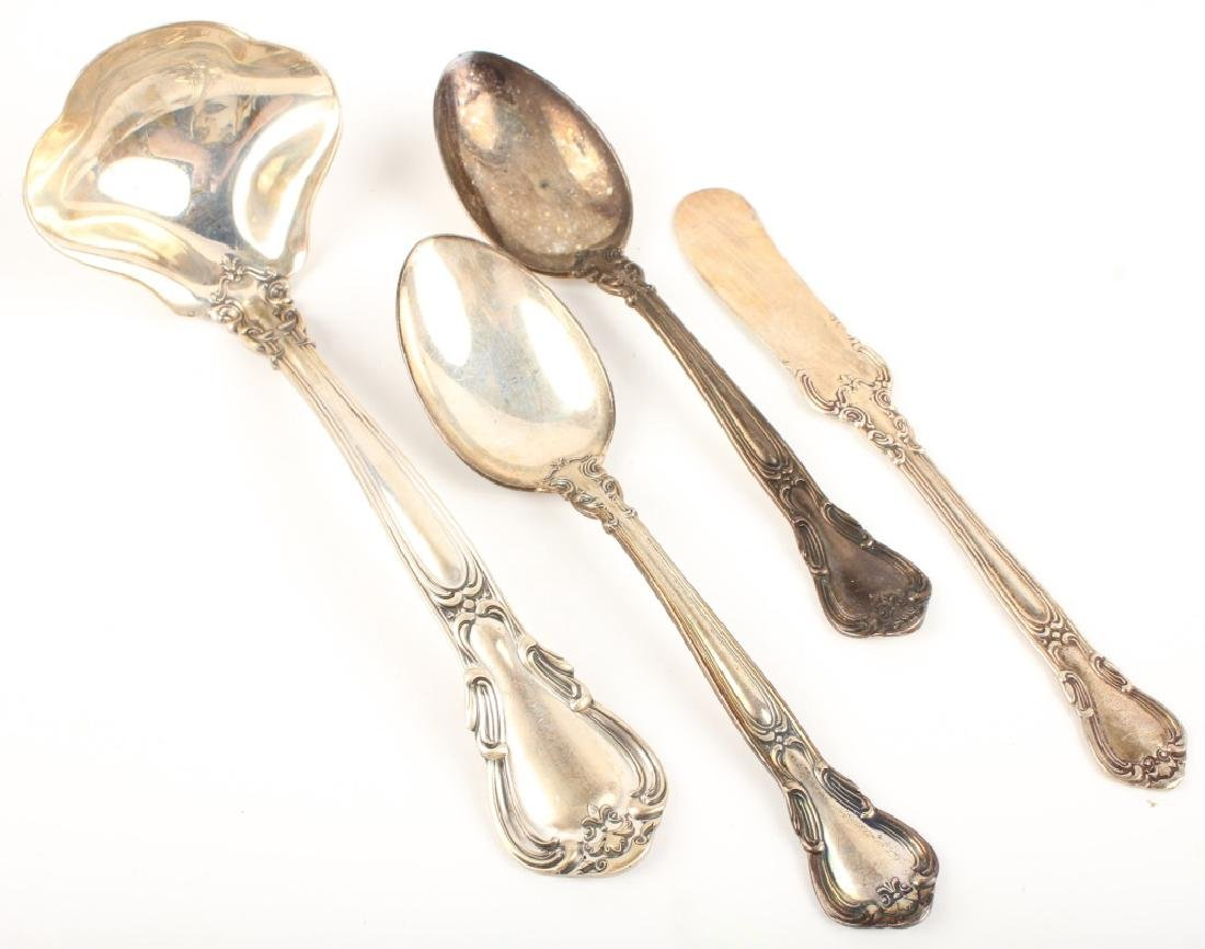 GORHAM CHANTILLY STERLING SILVER FLATWARE PIECES