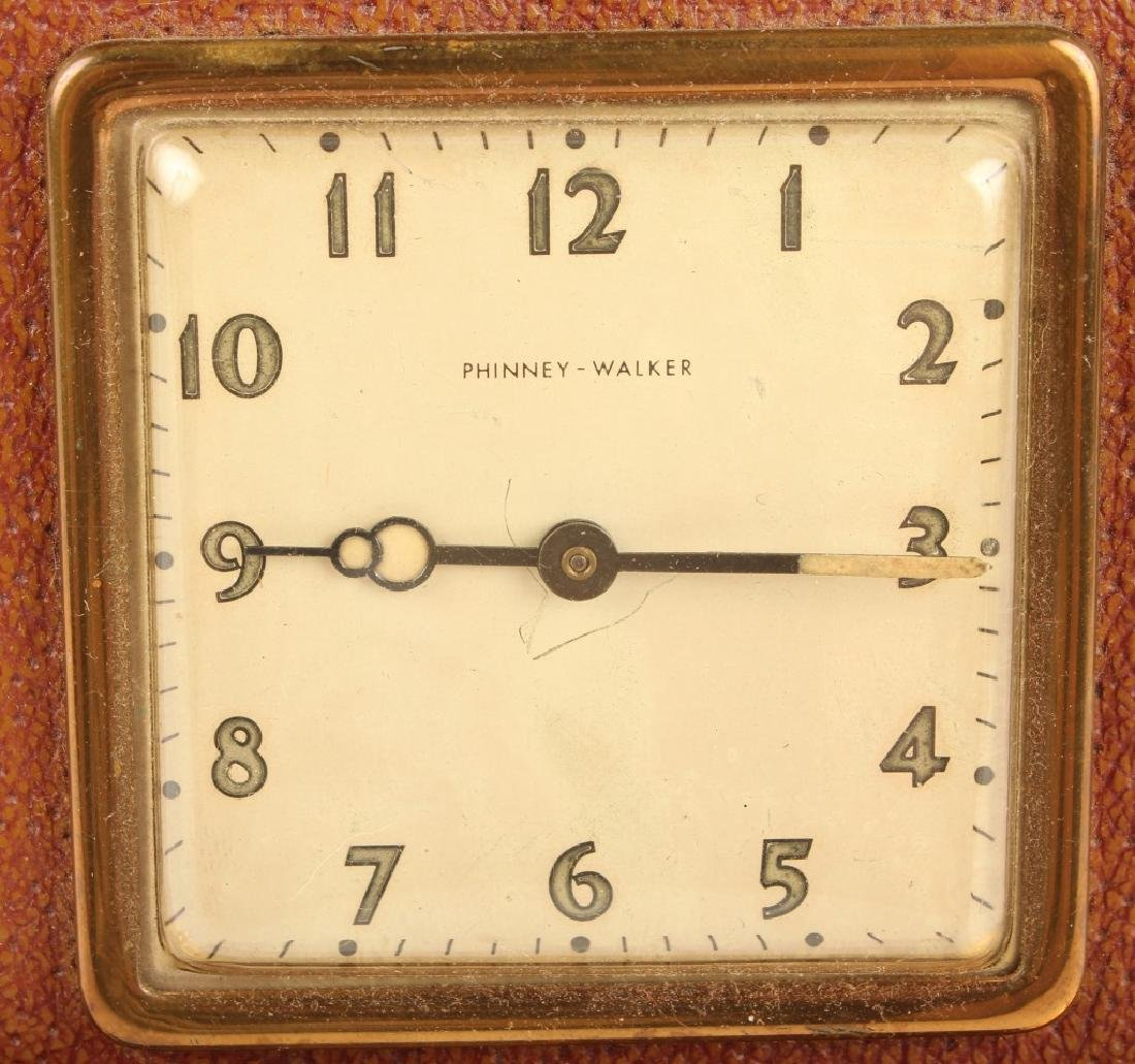 VINTAGE TRAVEL CLOCK - 2