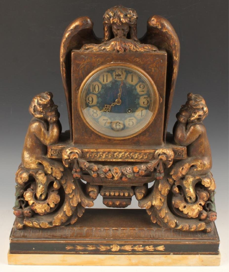 CHELSEA CLOCK CO. MANTLE CLOCK
