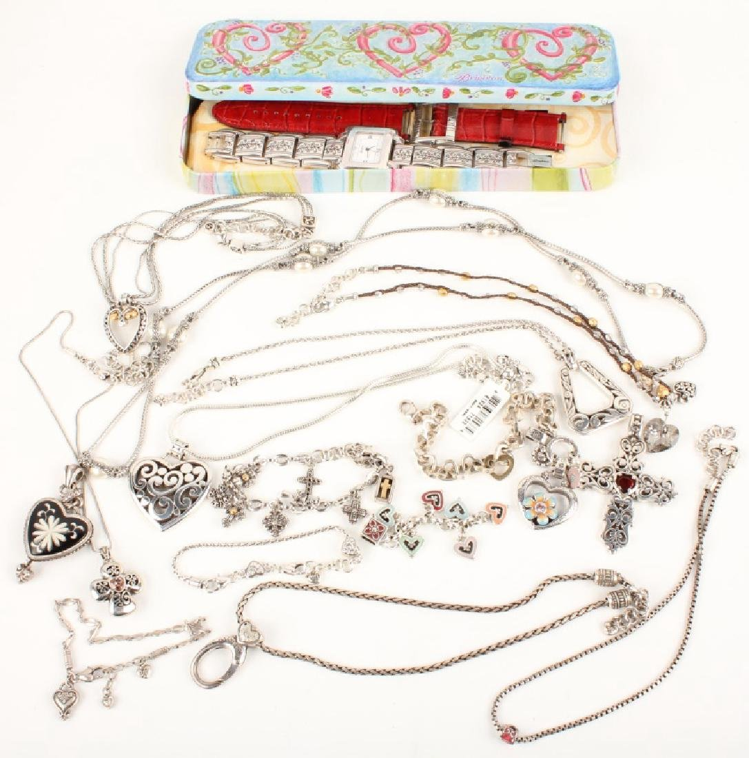 BRIGHTON COSTUME JEWELRY NECKLACES BRACELETS +