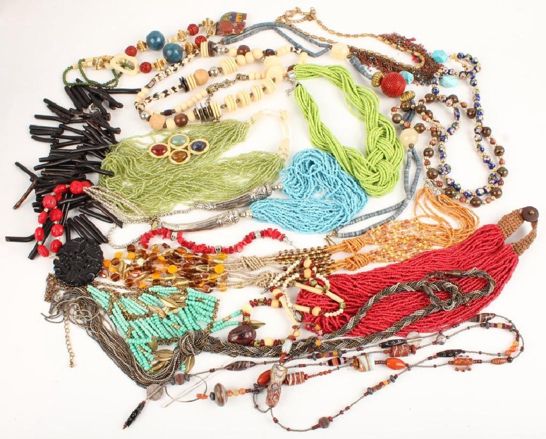 COSTUME JEWELRY NECKLACES BRACELETS & MORE