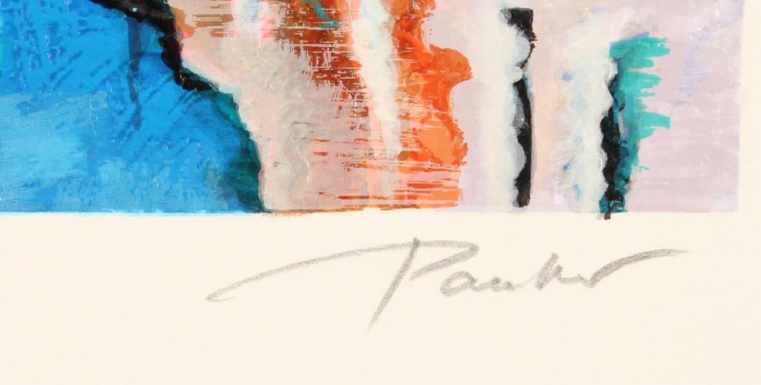 ALEX PAUKER LIMITED ART PRINT MORNING REFLECTIONS - 3