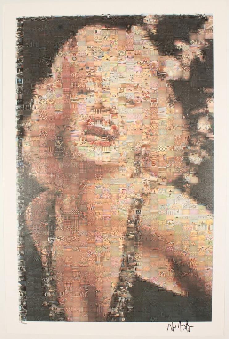 "NEIL J.FARKAS LIMITED ART PRINT ""MARILYN 2"""