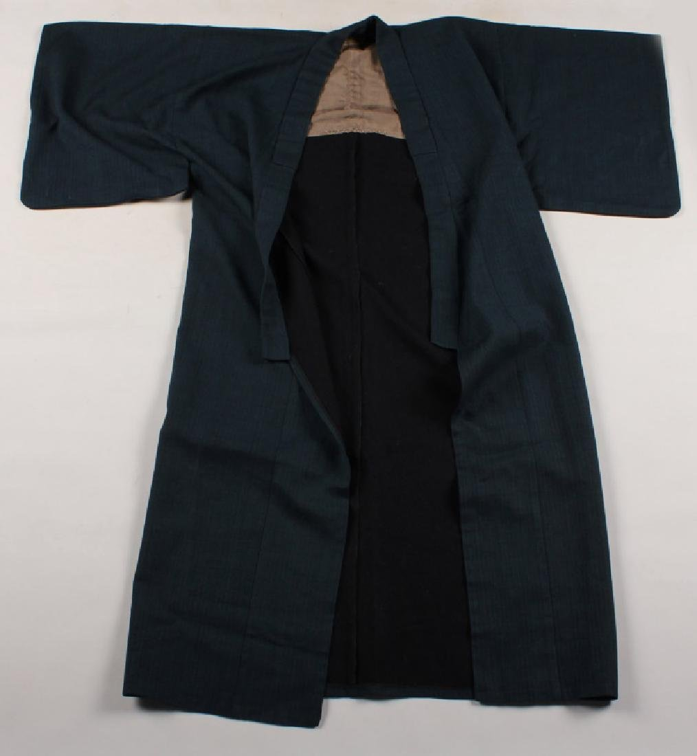 CHINESE MENS WOOL ROBE