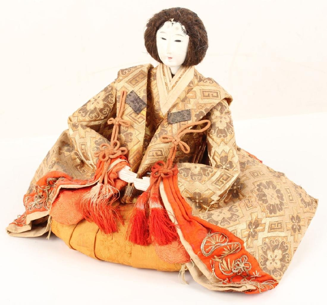 PRE-WWII HINA MATSURI DOLL GIRLS DAY DOLL