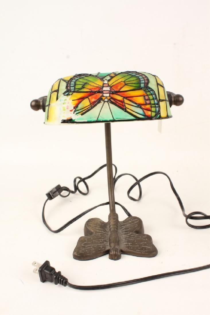 CONTEMPORARY BUTTERFLY DESK LAMP