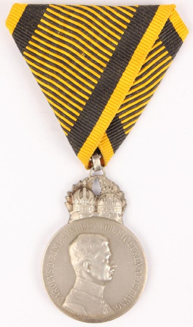 AUSTRIAN MILITARY MEDAL OF MERIT
