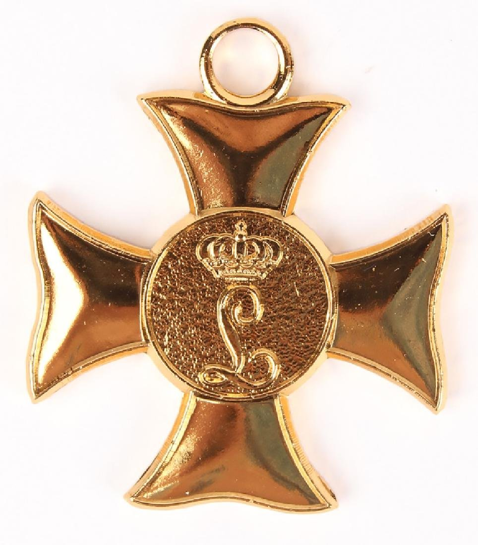 GERMAN HESSE MILITARY CROSS