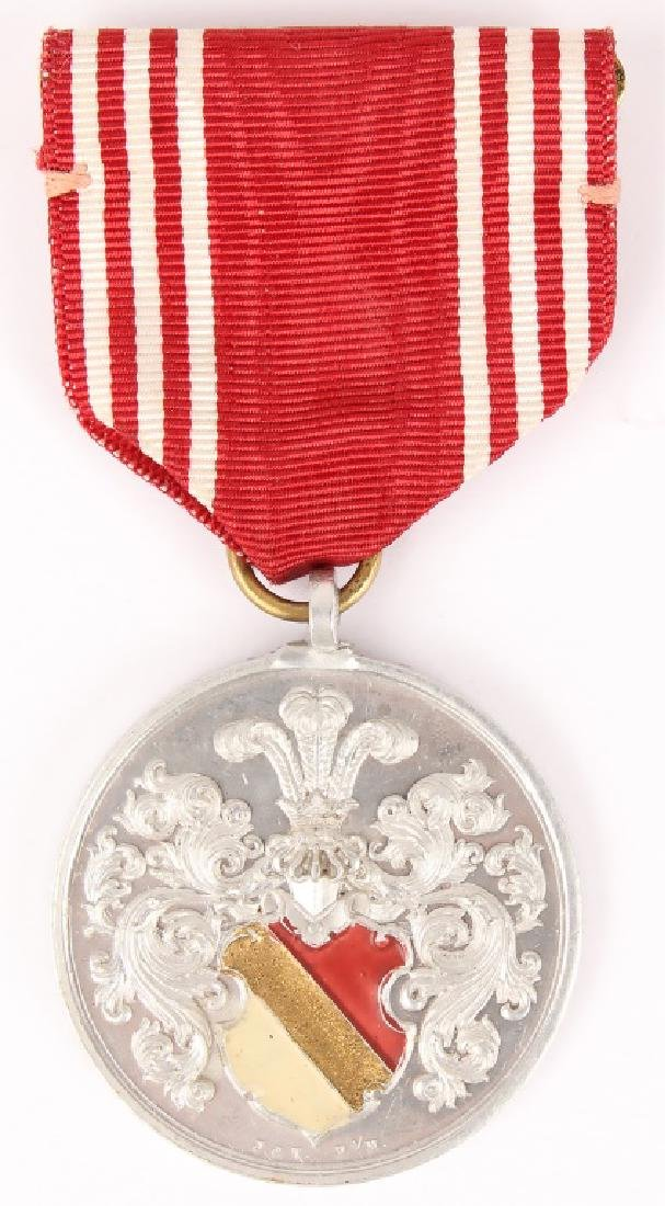 CORPS NORMANNIA HALL COMMEMORATIVE MEDAL