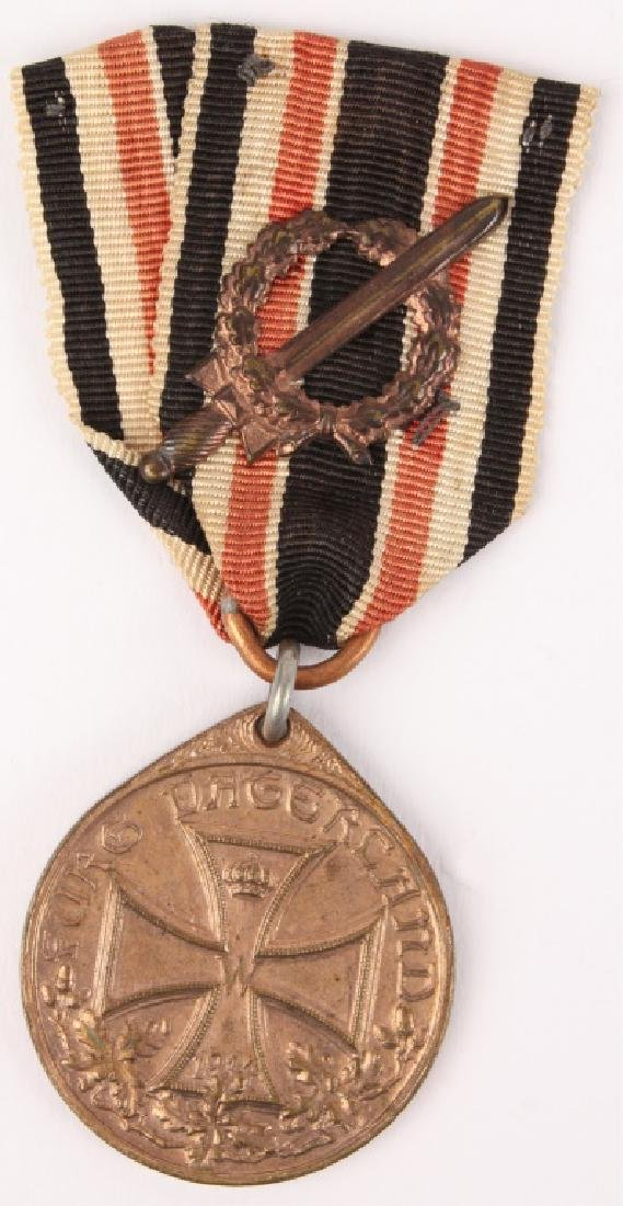 WWI GOLD HONOR LEGION MEDAL