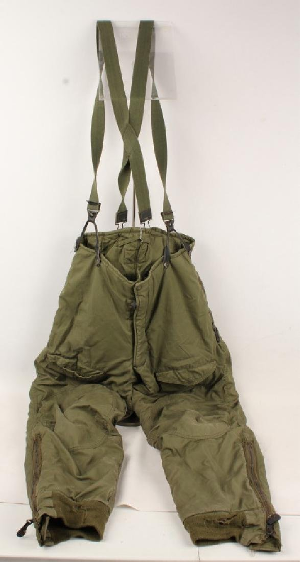 MEN'S MILITARY OVERALLS WITH SUSPENDERS