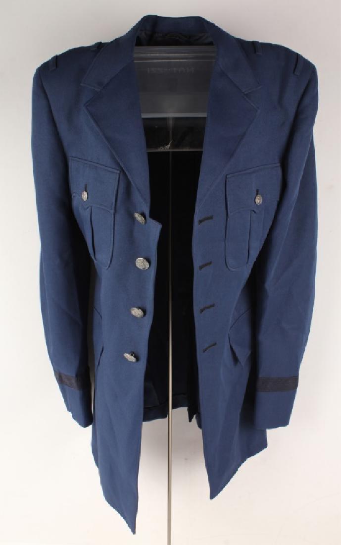 MEN'S MILITARY DRESS JACKETS - LOT OF 3