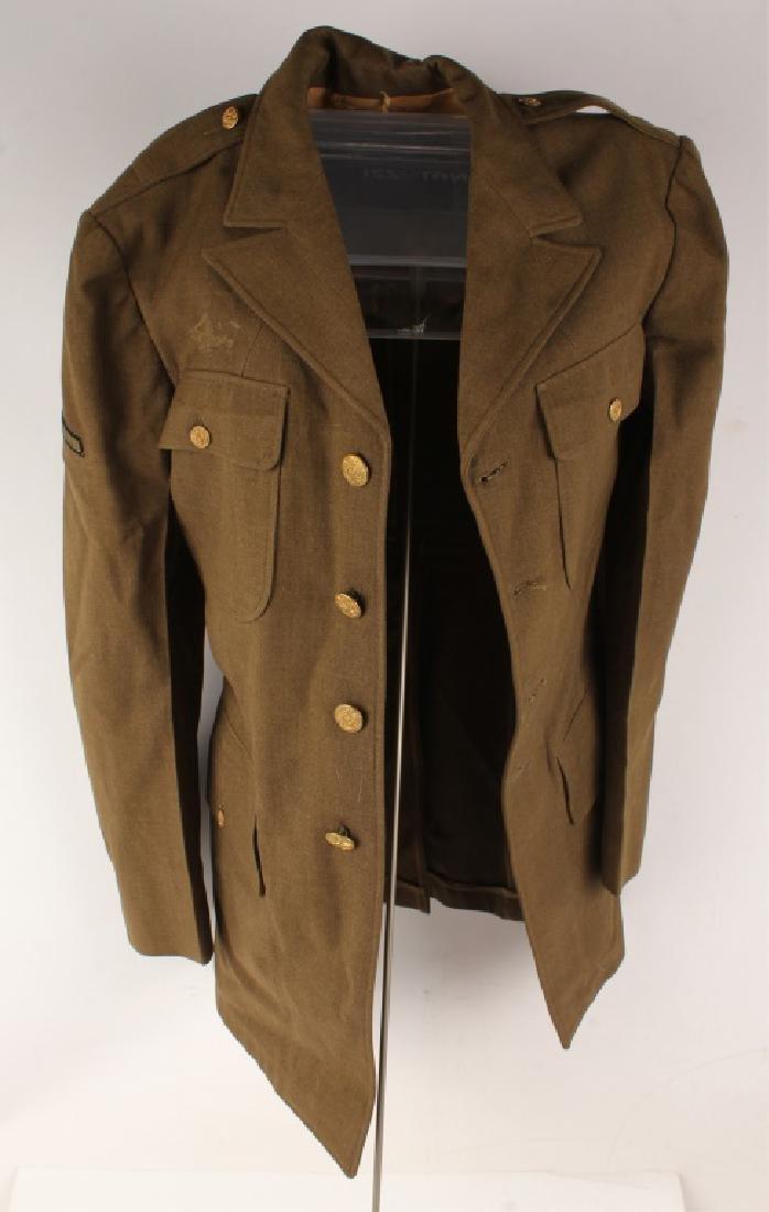 MEN'S MILITARY DRESS JACKETS - LOT OF 3 - 3