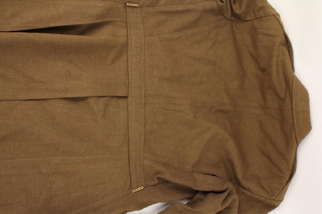 MEN'S MILITARY DRESS JACKETS - LOT OF 3 - 7