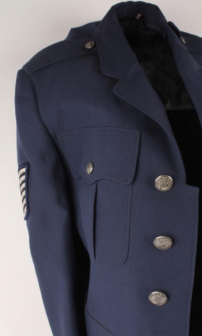 MEN'S MILITARY DRESS JACKETS - LOT OF 3 - 9