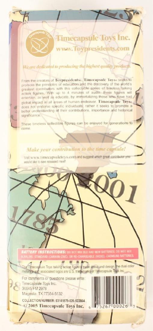"""ALBERT EINSTEIN 12"""" TALKING ACTION FIGURE IN BOX - 2"""