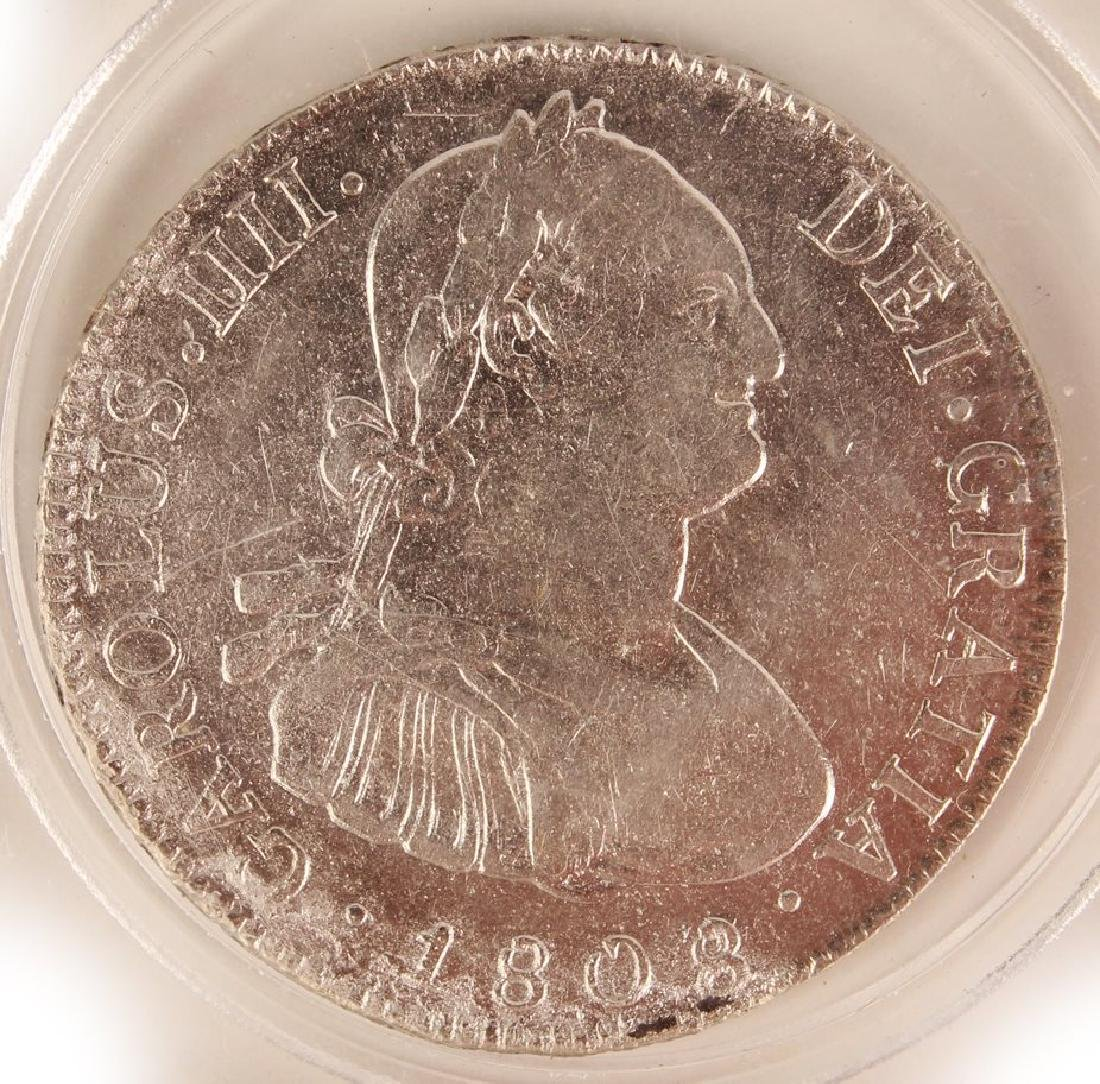 1808 BOLIVIA MINT SILVER 4 REALES
