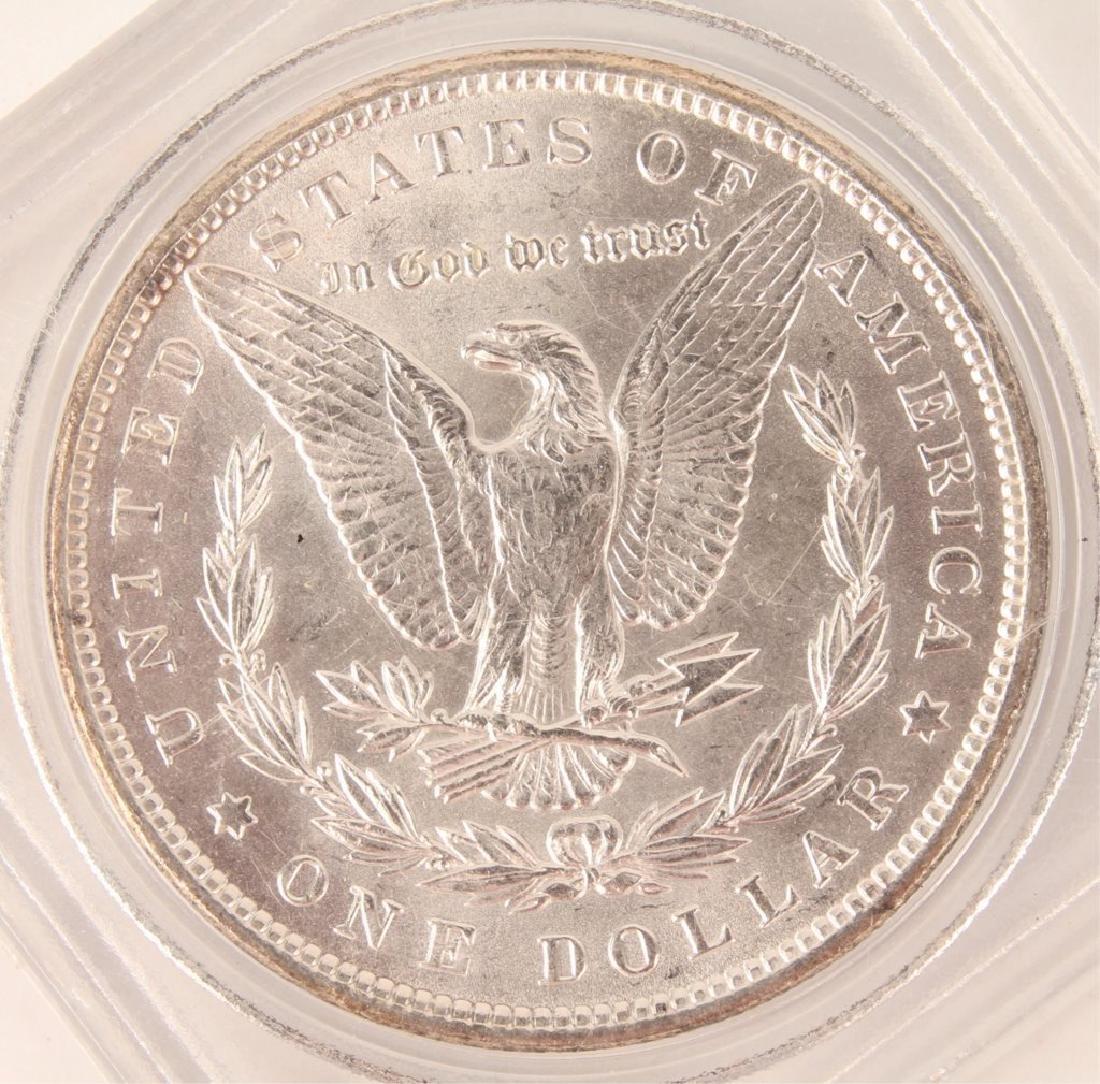 1900 SILVER MORGAN ONE DOLLAR COIN - 2