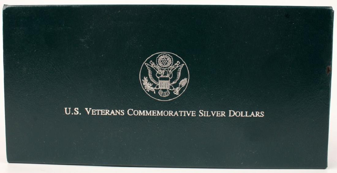 1994 UNITED STATES SILVER COMMEMORATIVE SET