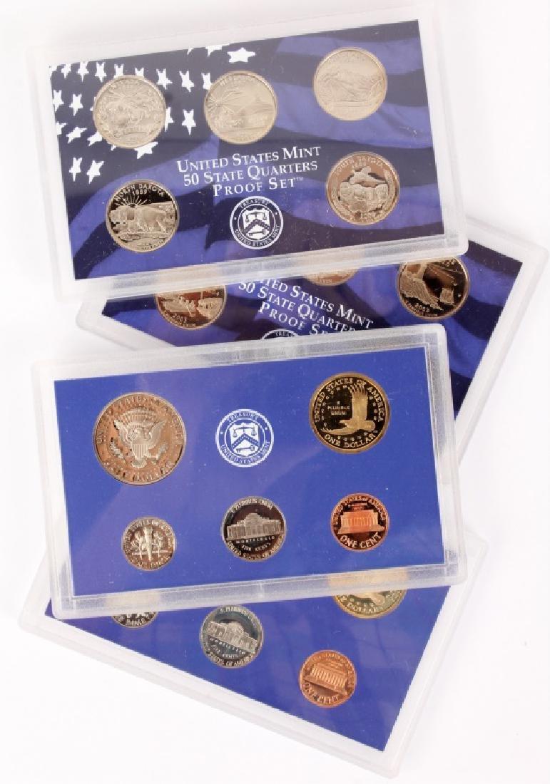 UNITED STATES MINT PROOF SETS 2006 & 2003