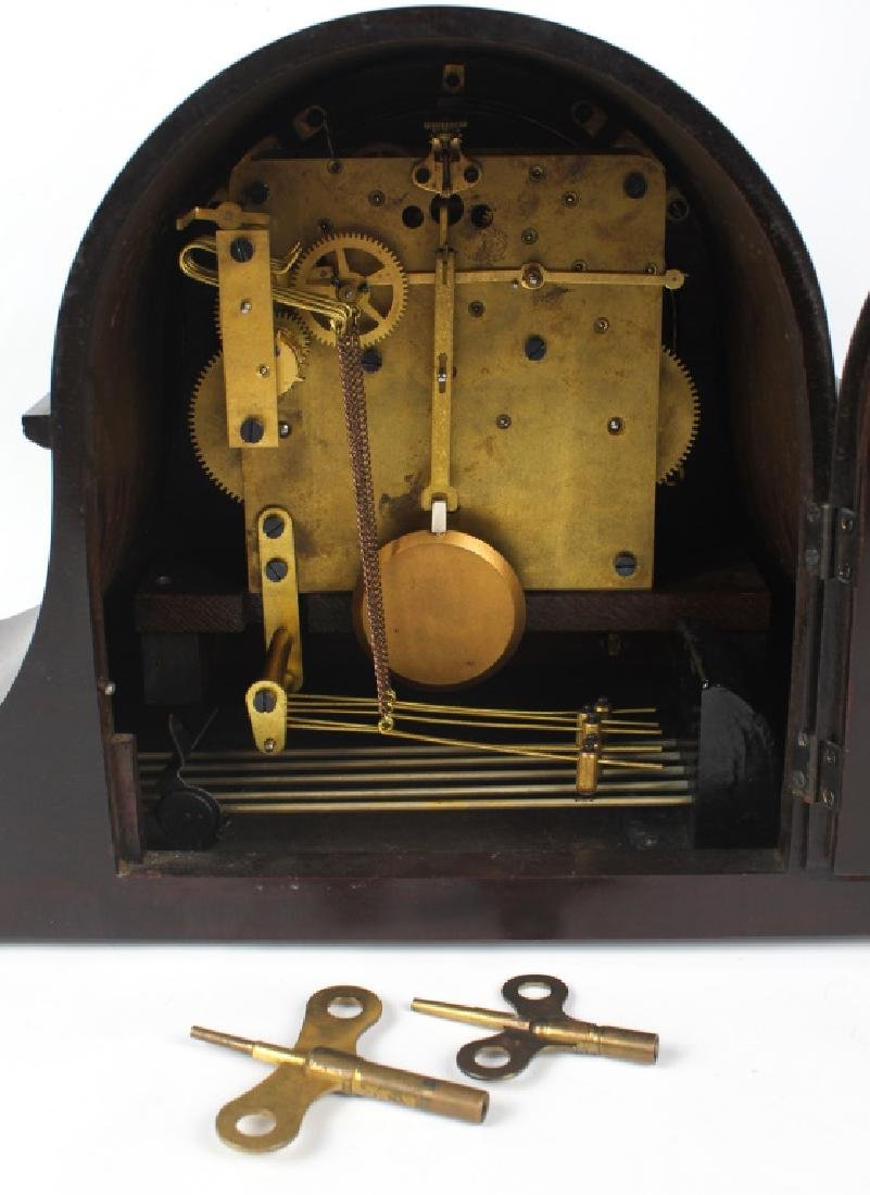 SETH THOMAS MANTEL CLOCK 19TH C. - 3