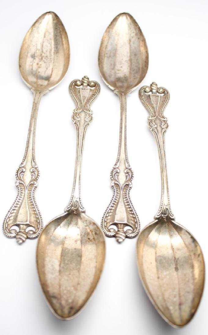STERLING SILVER TOWLE OLD COLONIAL SPOONS