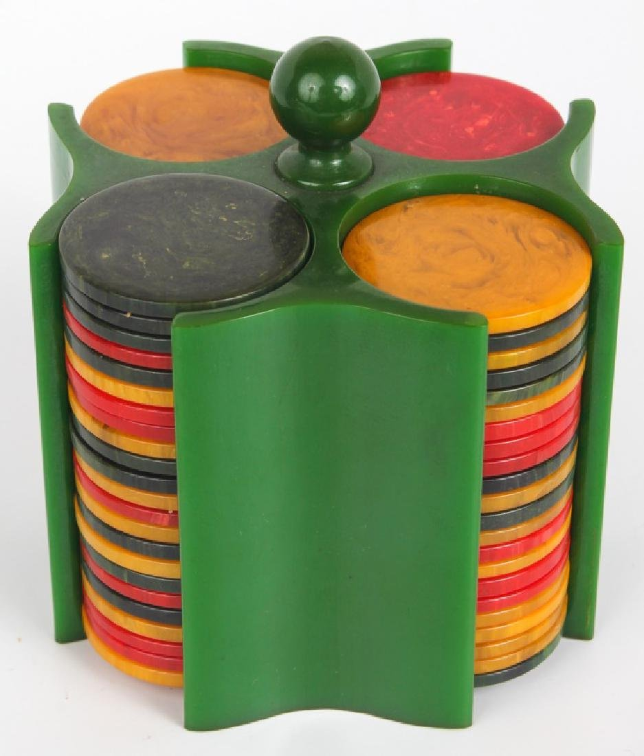 BAKELITE GAMING CHIPS