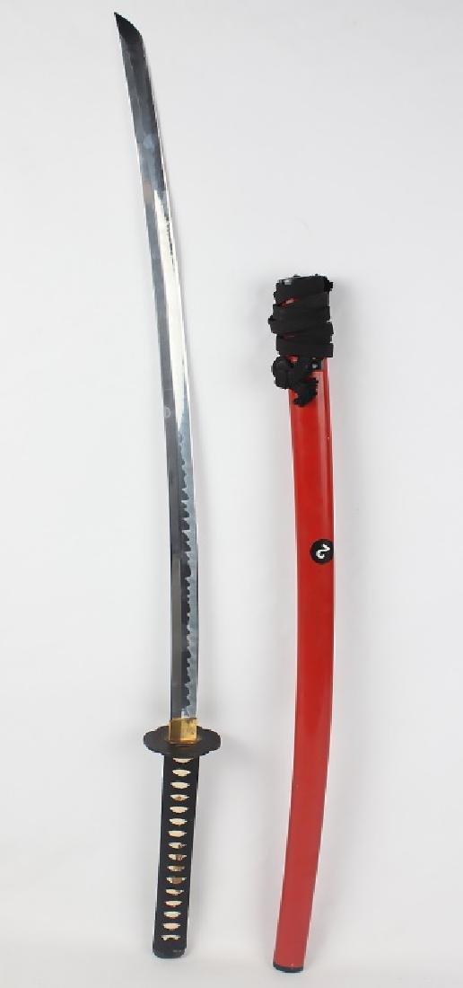 CONTEMPORARY REPLICA JAPANESE KATANA SWORD - 2