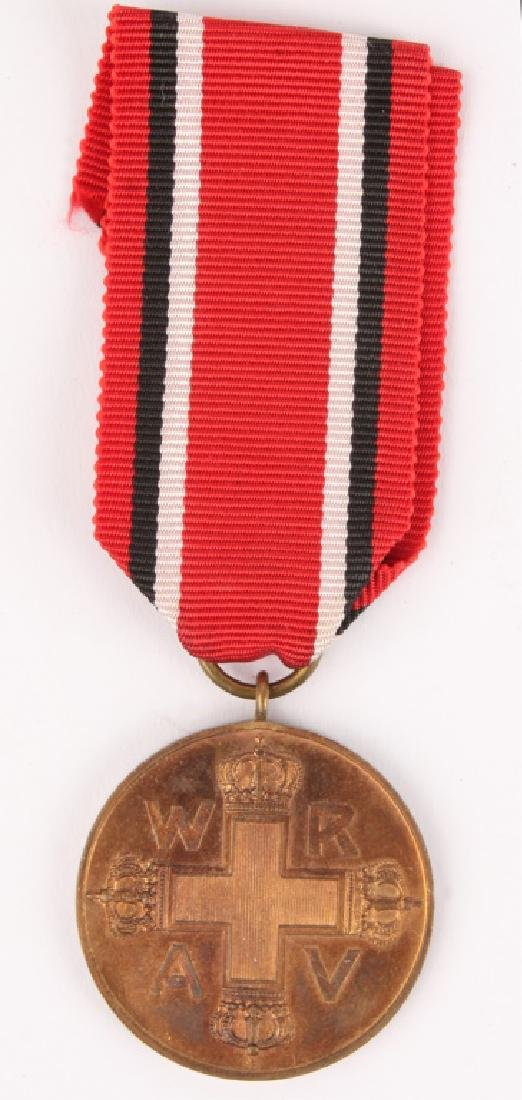 WWI RUSSIAN RED CROSS MEDAL 3RD CLASS