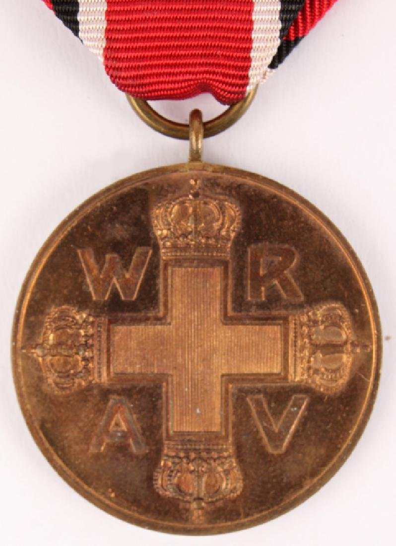 WWI RUSSIAN RED CROSS MEDAL 3RD CLASS - 2
