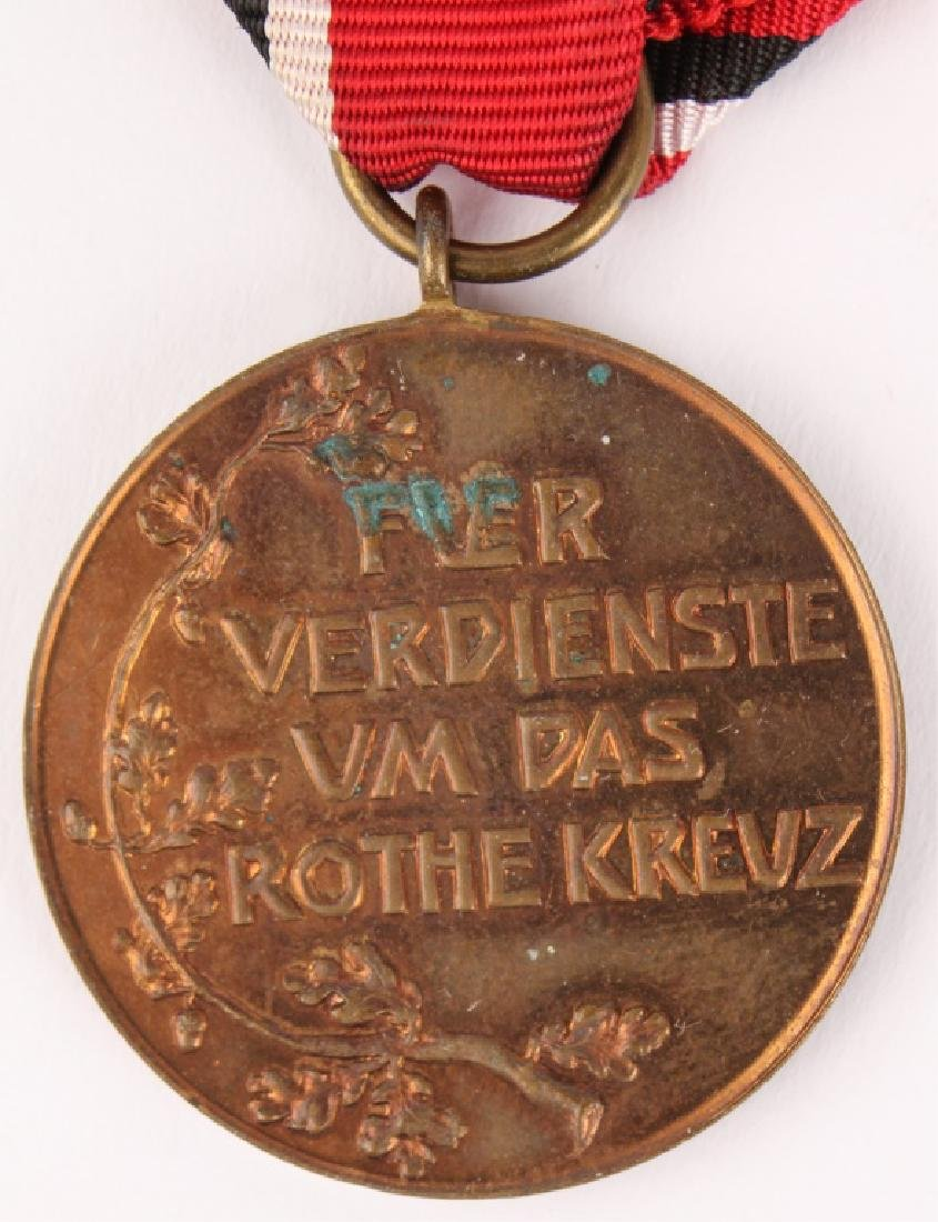 WWI RUSSIAN RED CROSS MEDAL 3RD CLASS - 3