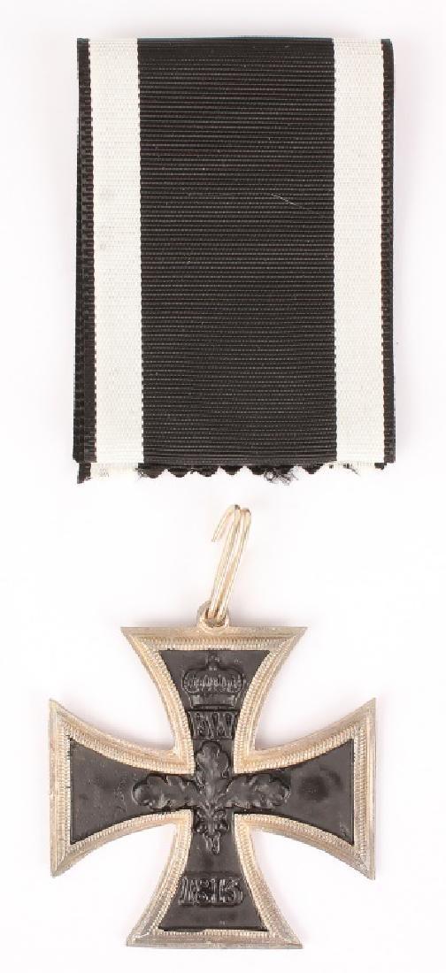 PRUSSIAN 1914 GRAND IRON CROSS MEDAL