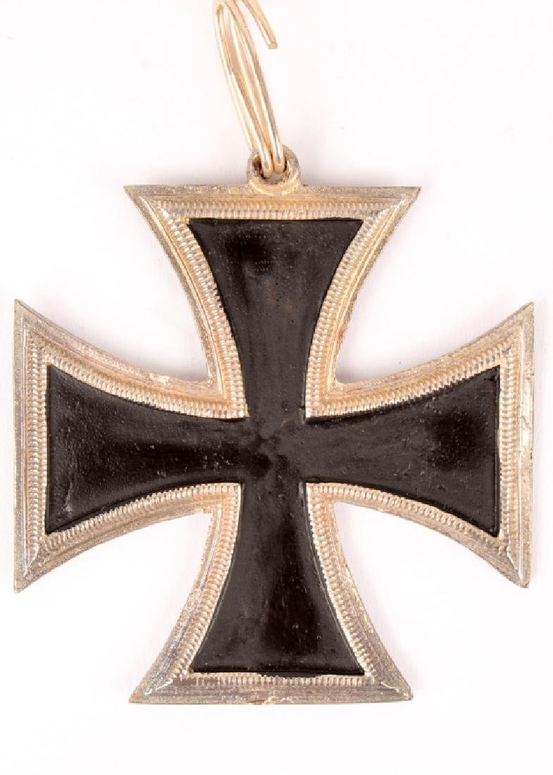 PRUSSIAN 1914 GRAND IRON CROSS MEDAL - 2