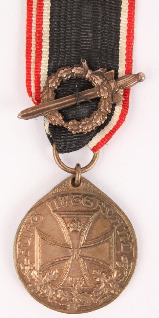 WWI GERMAN WEIMAR REPUBLIC COMMEMORATIVE MEDAL - 3