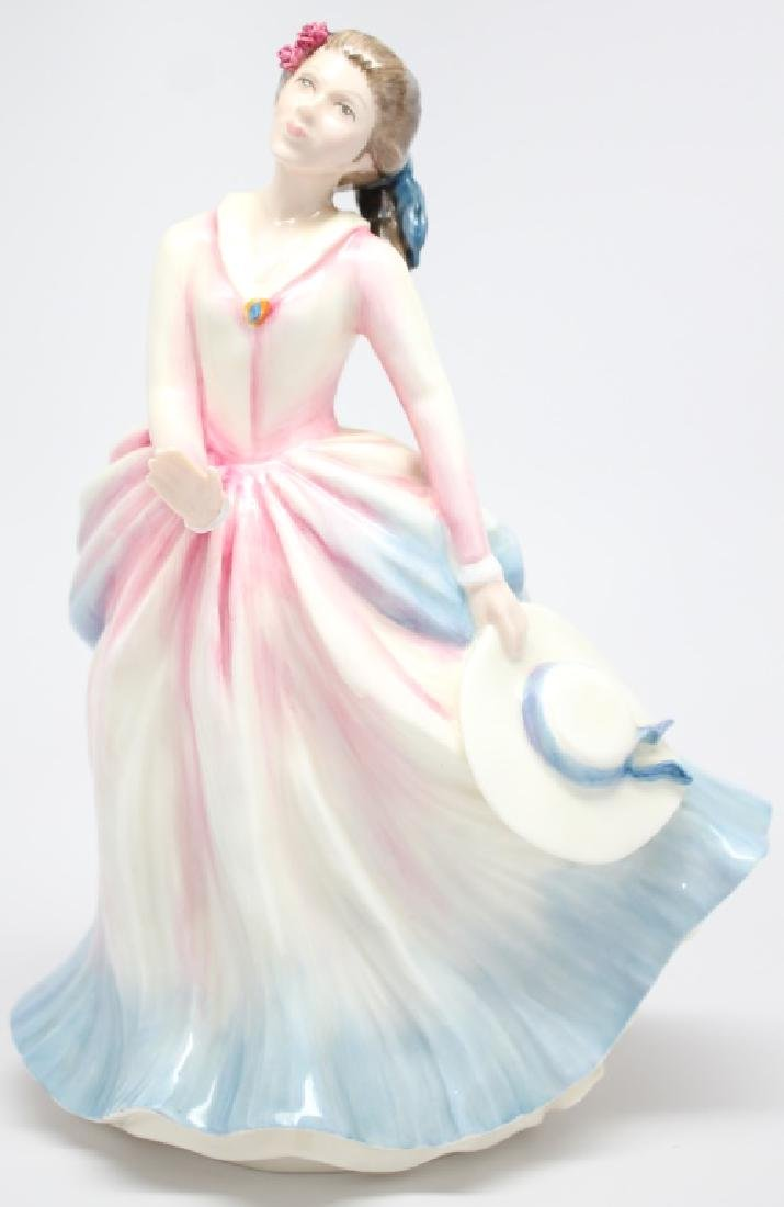 "ROYAL DOULTON FIGURINE "" BARBARA"" HN3441"