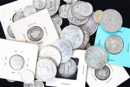 2$12.60 UNITED STATES SILVER COINAGE