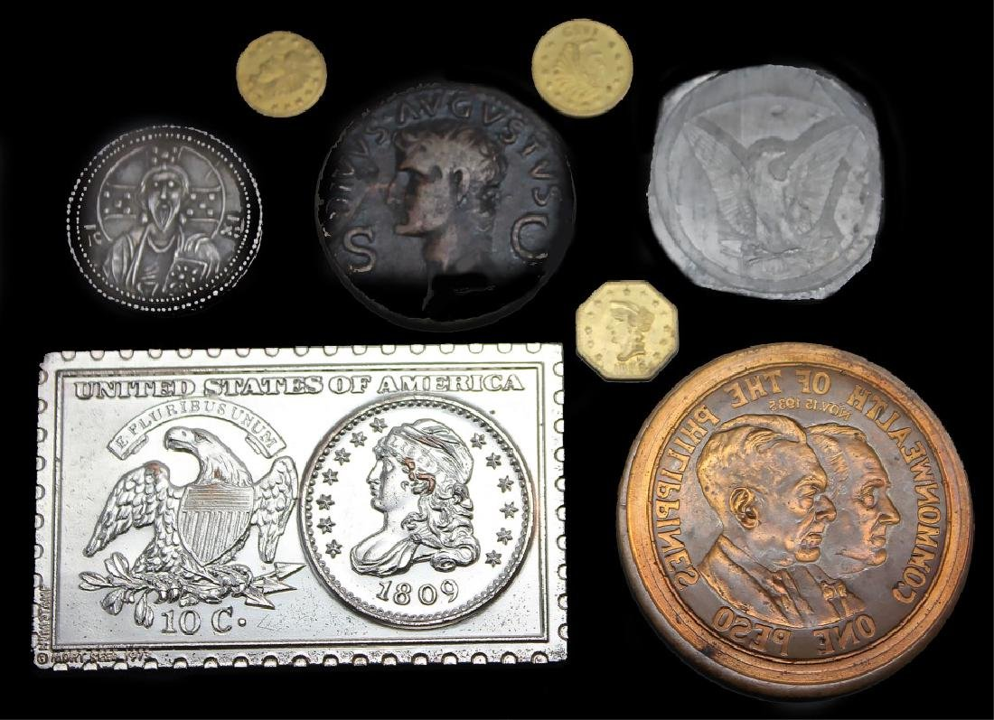 COINS TOKENS & MORE