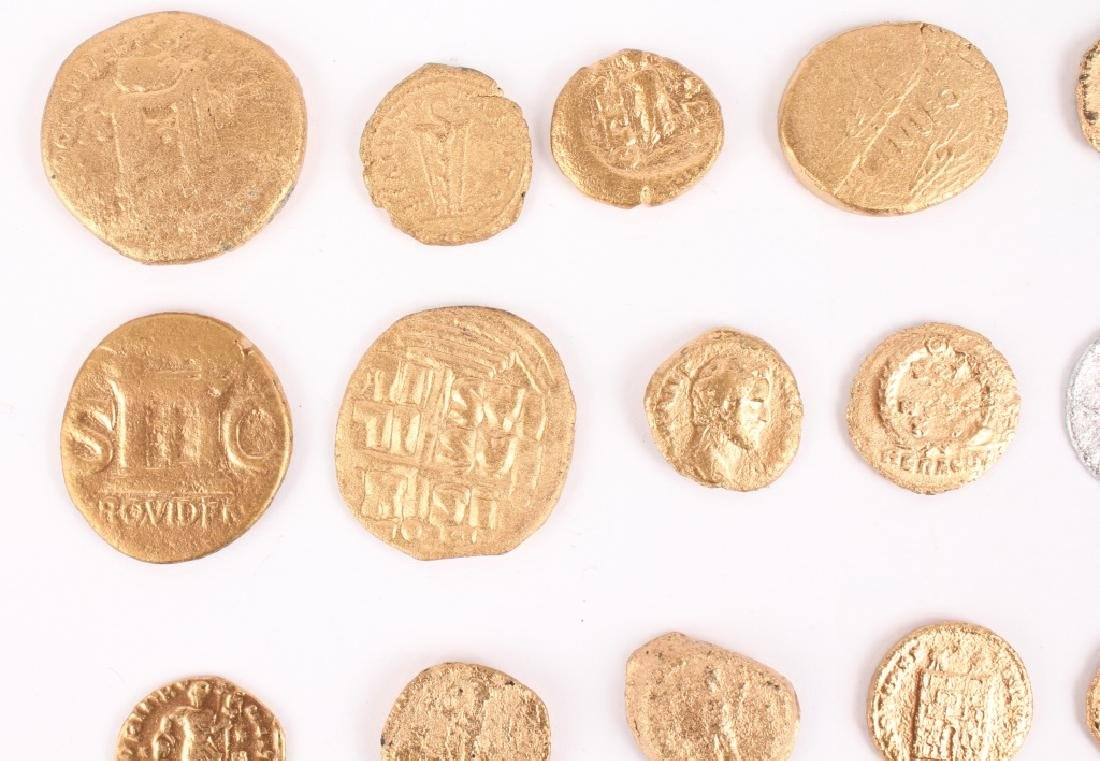 (20) ASSORTED ANCIENT ROMAN COINS - 10