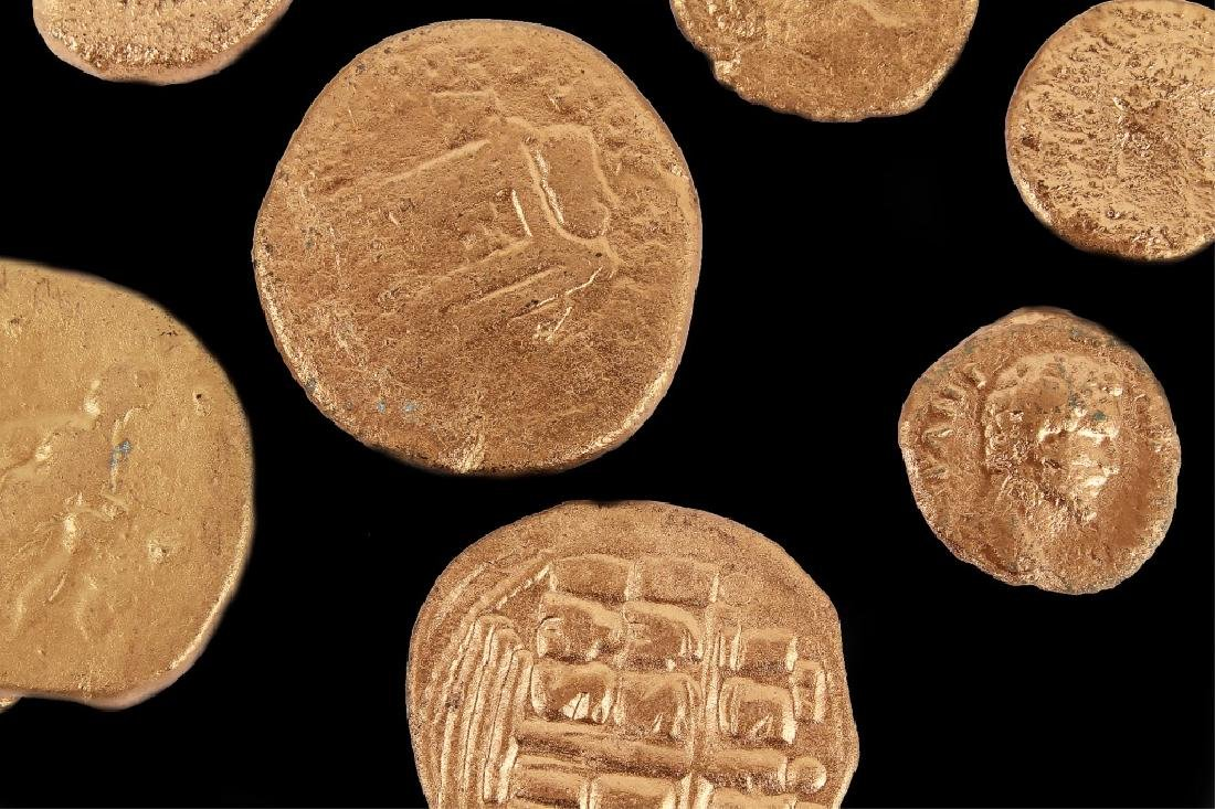 (20) ASSORTED ANCIENT ROMAN COINS - 2