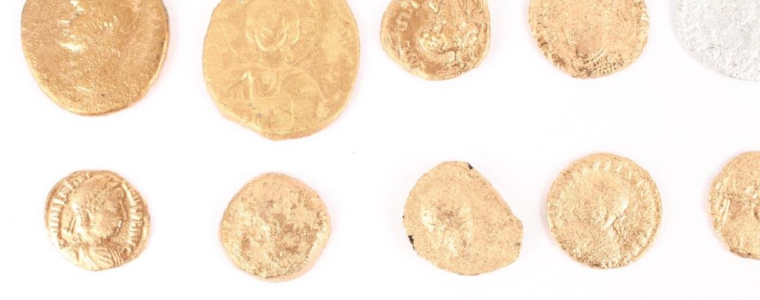 (20) ASSORTED ANCIENT ROMAN COINS - 8